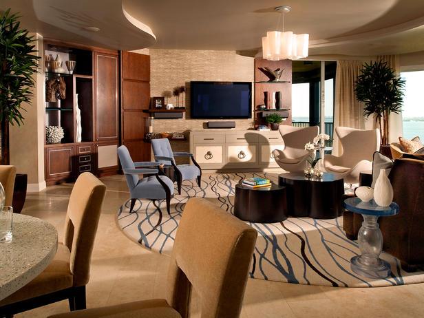 contemporary neutral ideas of art deco living rooms | 2013 Modern Neutral Living Rooms Decorating Ideas ...