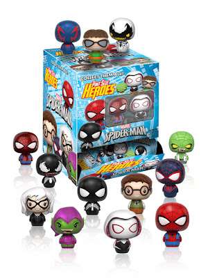 Spider-Man Pint Size Heroes Marvel Blind Bag Series by Funko