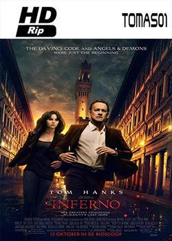Inferno (2016) HDRip HC