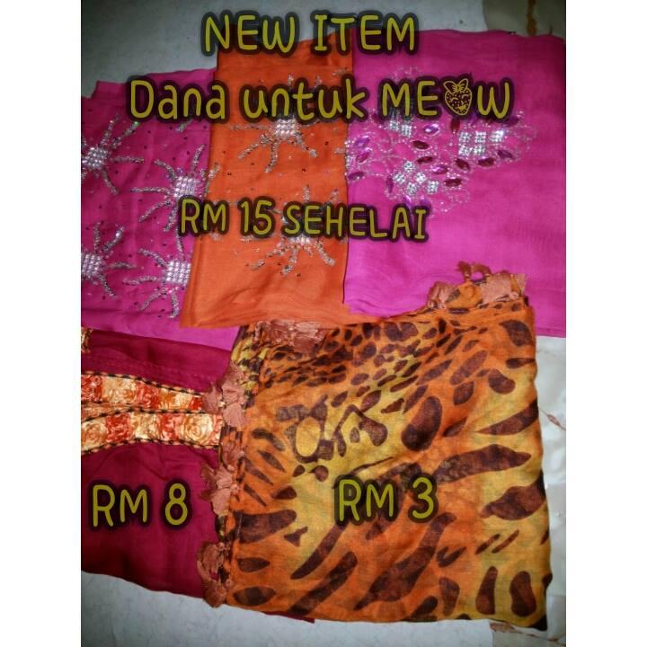 Jualan Dana Untuk Meow