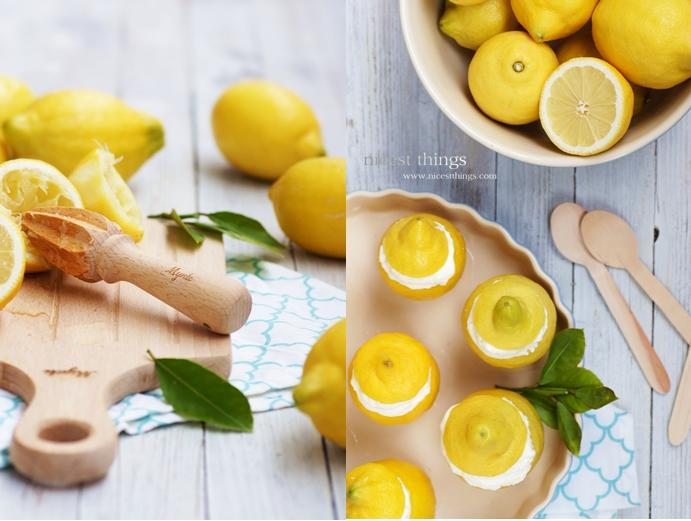 Zitronen Mousse Rezept