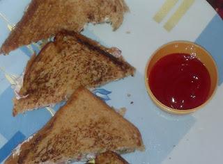 Curd Sandwich Recipes - foodocon