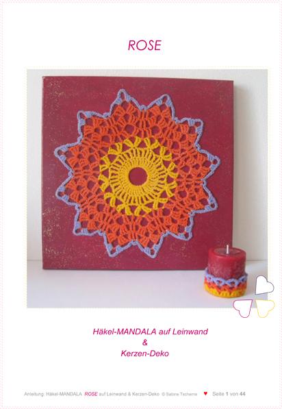 Mandala Bilder Häkeln Januar 2016