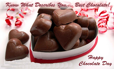 Happy Chocolate Day 2018 Whatsapp Profile Pic DP