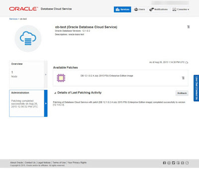 Oracle Cloud, Database Service, DBaaS, Oracle Database, Oracle Database Certifications