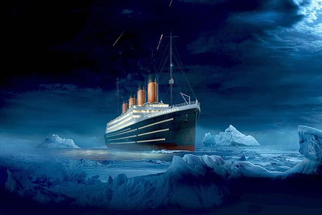 Teori Tenggelamnya Kapal Titanic