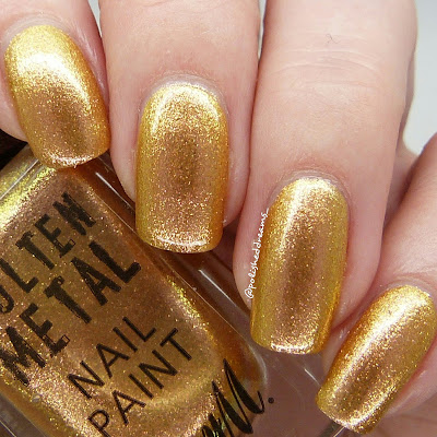 Barry M Gold Rush
