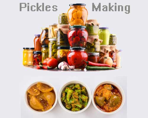 Pickles Making Business in Hindi