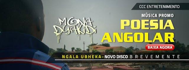 "Mona dya Kidi lança a musica ""Poesia Angolar"""