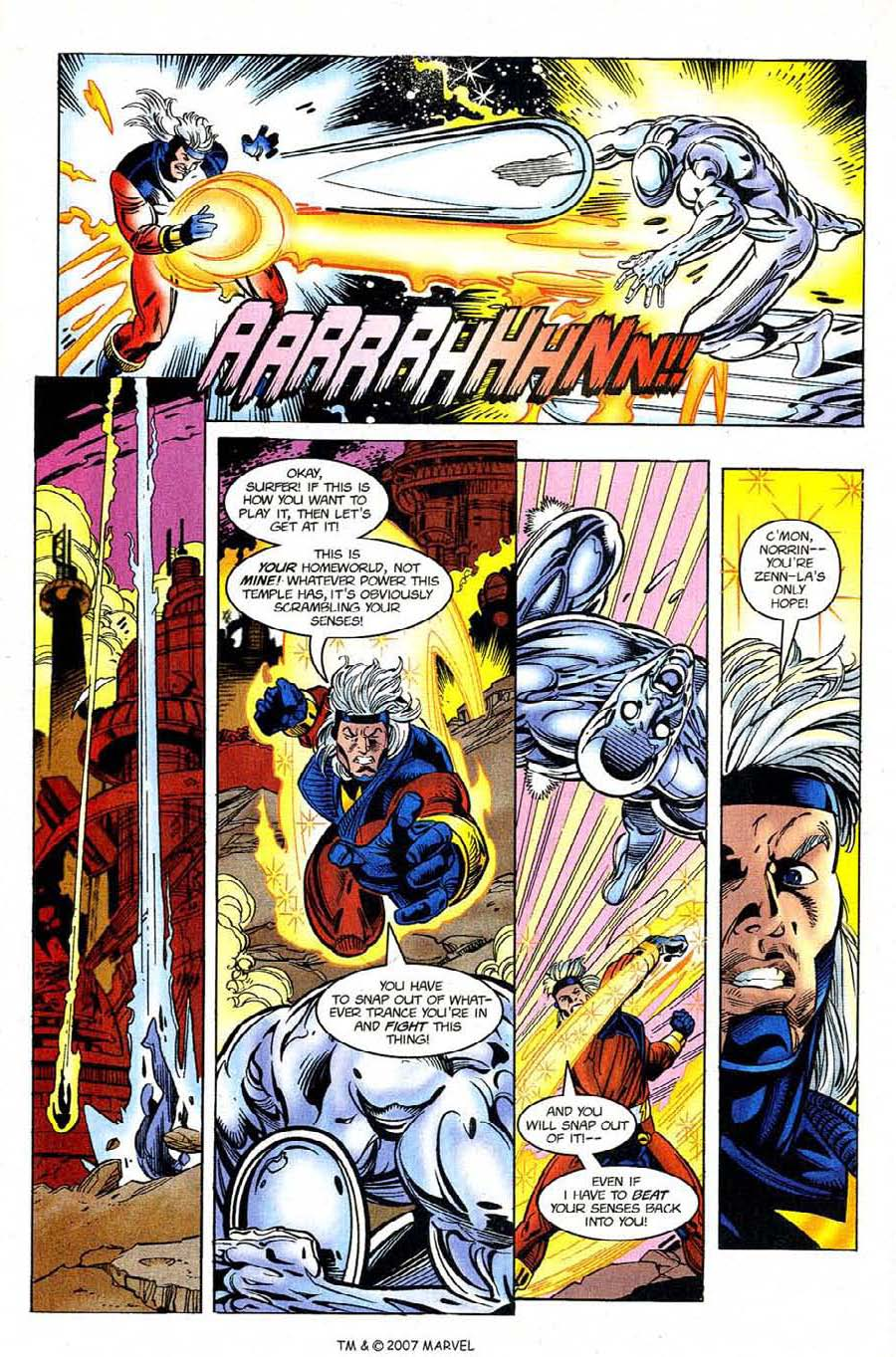 Silver Surfer (1987) Issue #122 #130 - English 17