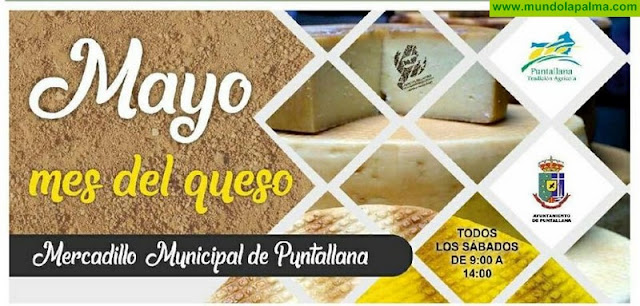 Puntallana celebra este mes la Quinta Edición de El Mes del Queso
