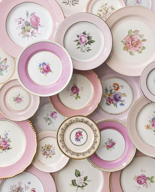 Tablescapes Pretty Plates
