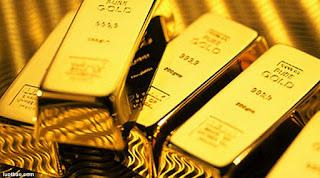 Hari Ini Tanggal 10 Maret 2016, Harga Emas Hari Ini Kembali Turun Drastis Sekitar 3000 Per Gram