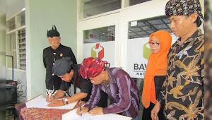 Wayang Suket Di BAWASLU Kota Malang