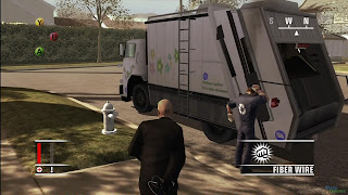 Hitman Blood Money (X-BOX360) 2006