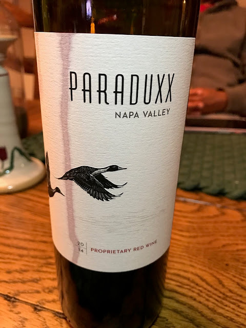 Paraduxx Napa Valley Red Blend 2014. Bottle Shot by Nicole Ruiz Hudson