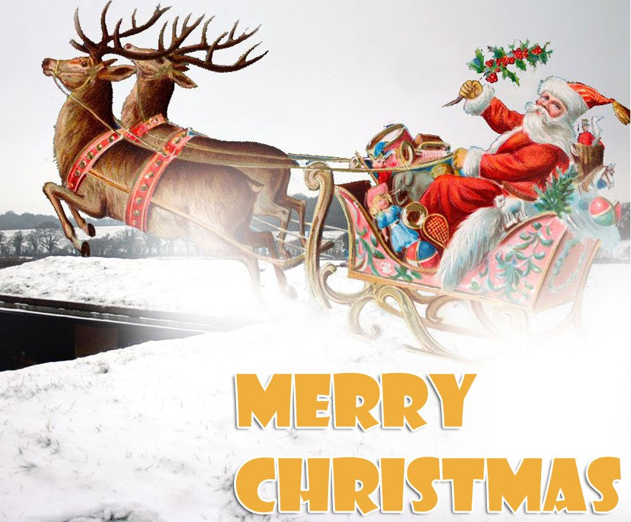 Free Animated Christmas 2012 Wishes Greeting eCards ...