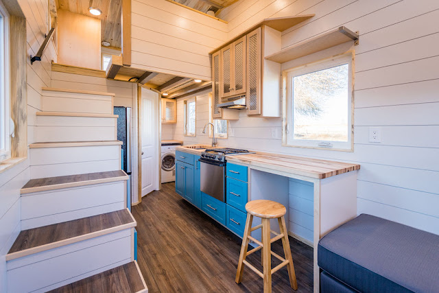 Mitchraft Tiny Home