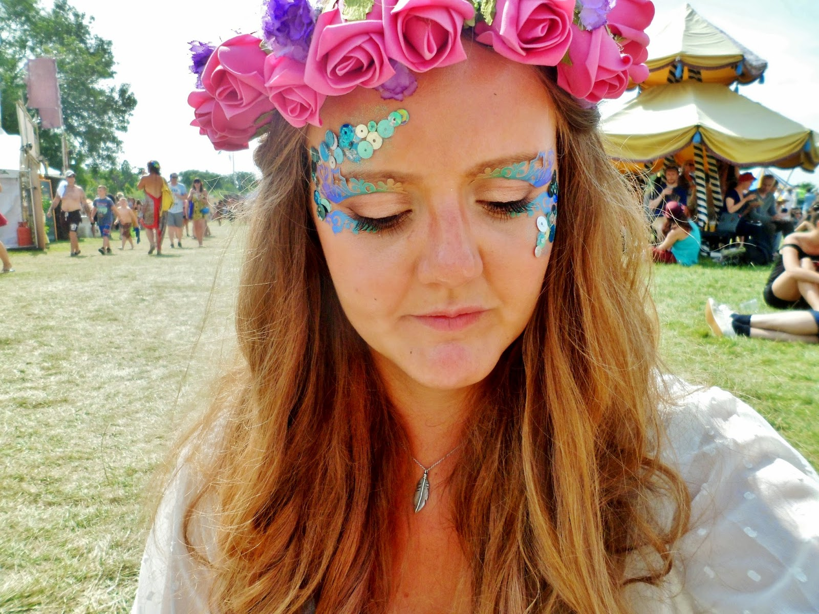 me photo of secret garden party 2014