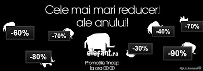 black friday, elefant