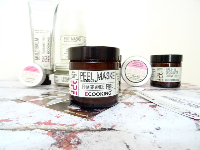 ECooking Peel Mask
