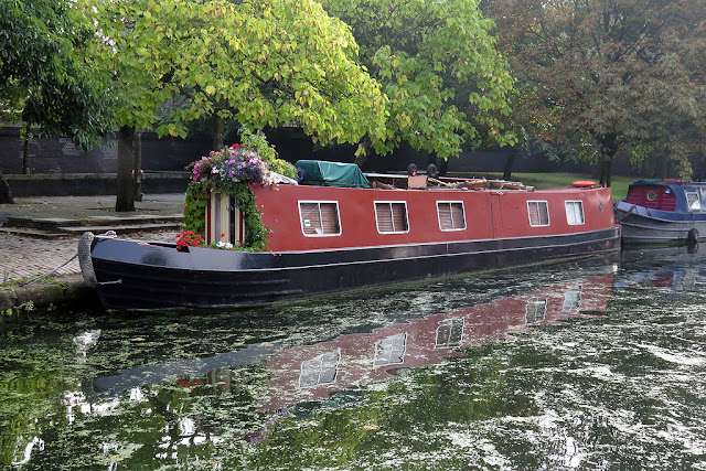 Narrowboat, Little Venice, London