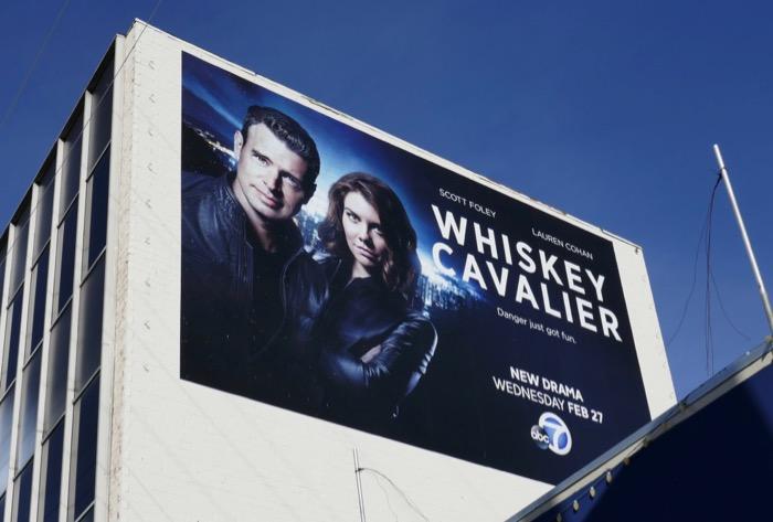 Whiskey Chavalier season 1 billboard
