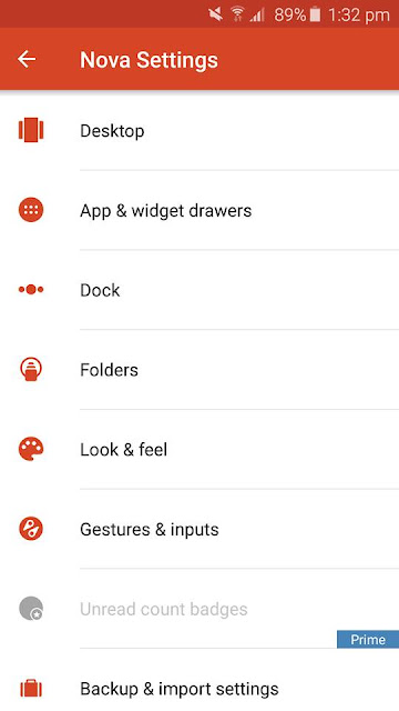 Learn how to hide Apps on Android Smartphone using Nova Launcher
