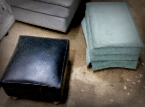 2 nice OTTOMANS!!! (Downtown OKC) $25