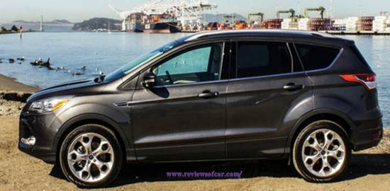 2018 Ford Escape Off Road Review Reviews Of Car
