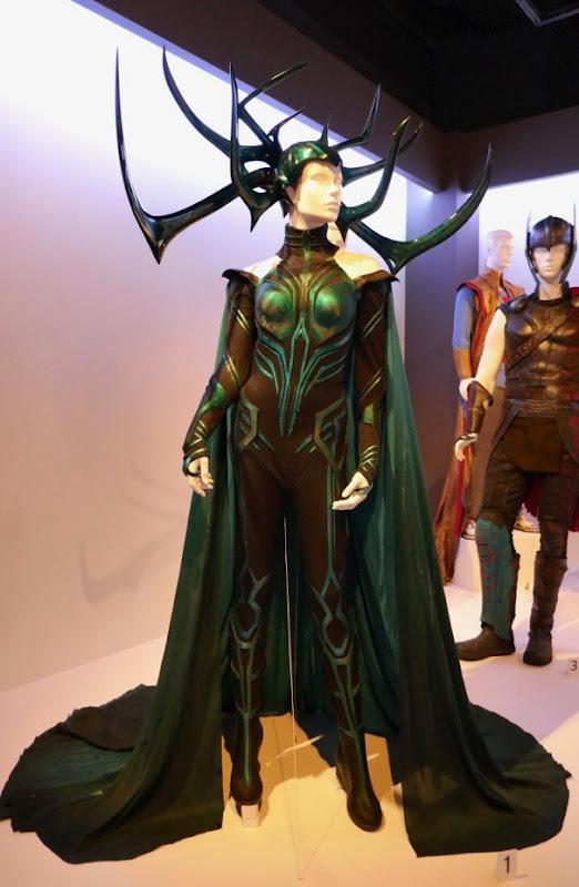 Cate Blanchett Hela costume Thor Ragnarok