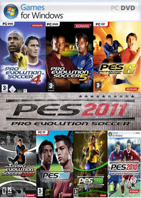 Pro Evolution Soccer: Anthology (2003-2013)