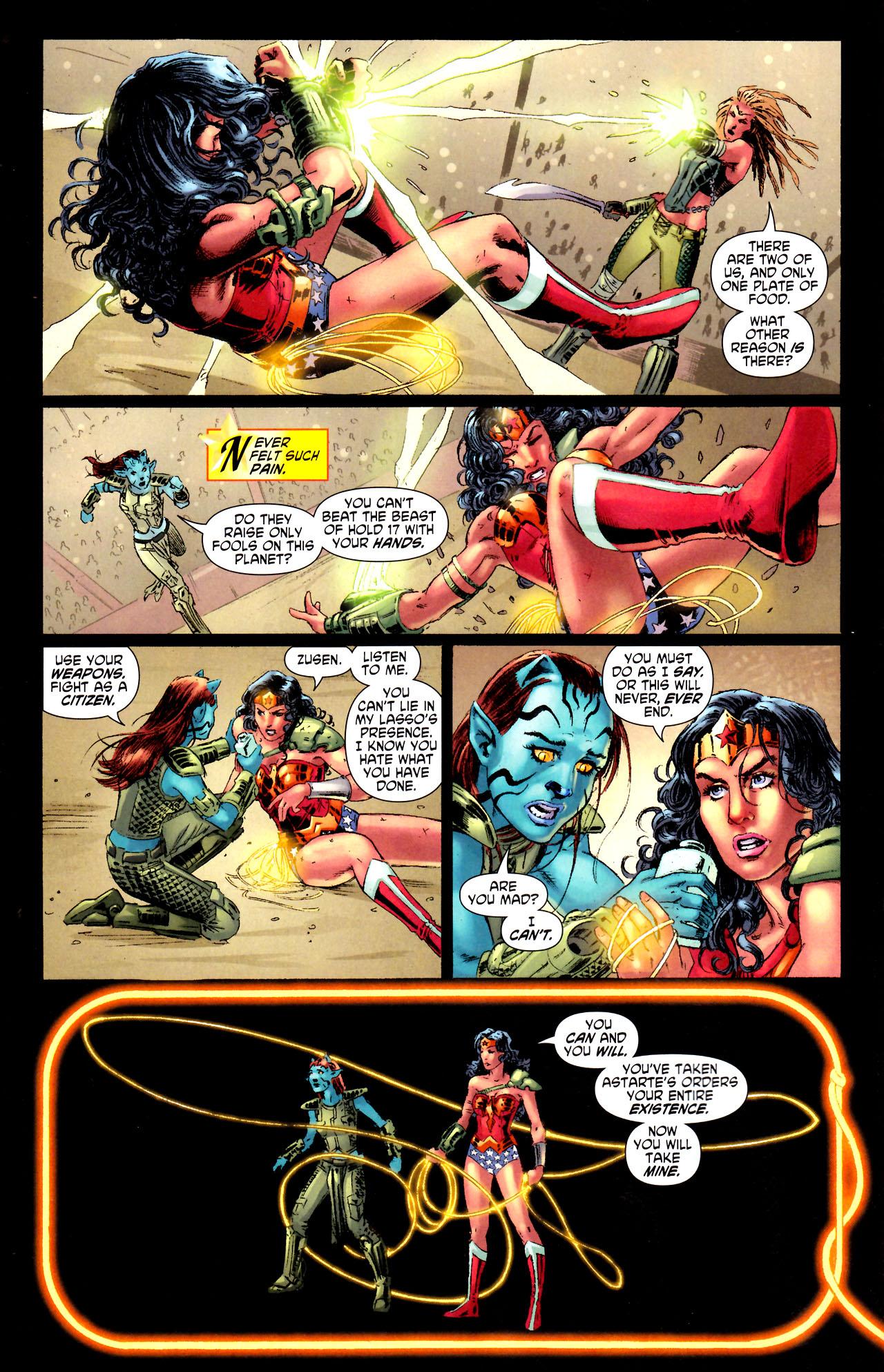 Read online Wonder Woman (2006) comic -  Issue #44 - 8