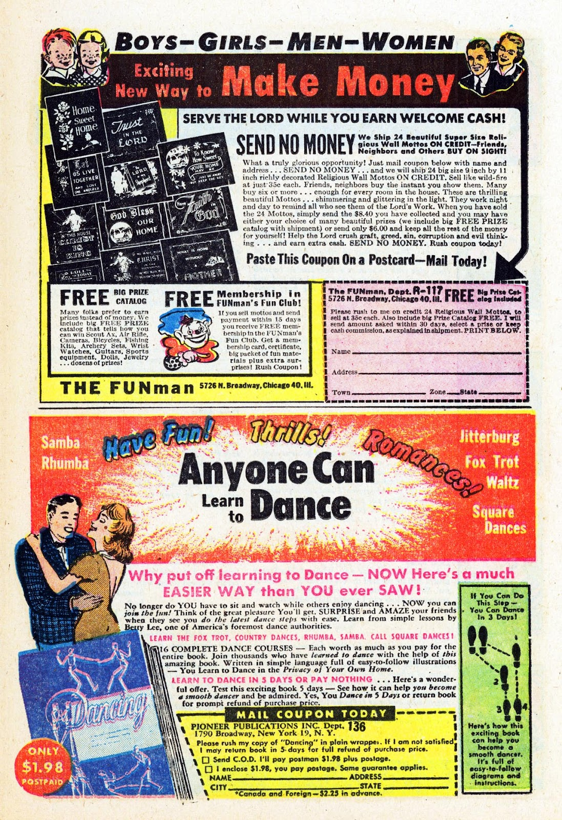 Read online Patsy Walker comic -  Issue #58 - 25