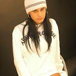 Andrea Rincon, Selena Spice Galeria 19: Buso Blanco y Jean Negro, Estilo Rapero Foto 79