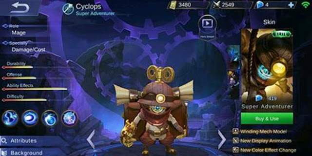 Hero Termurah di Mobile Legends