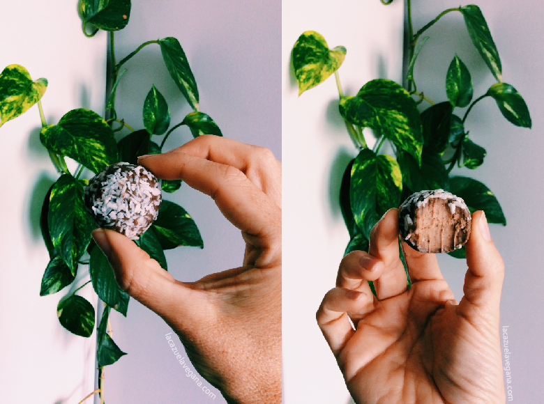 Bolitas energeticas saludables - Energy balls