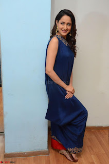 Pragya Jaiswal in beautiful Blue Gown Spicy Latest Pics February 2017 012.JPG