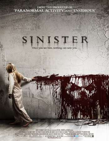 Sinister 2012 Hindi Dual Audio 500MB BluRay 720p ESubs HEVC Free Download Watch Online downloadhub.in