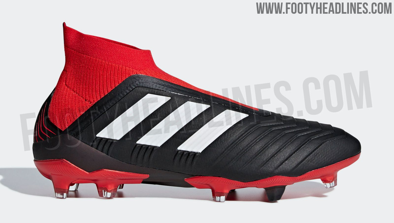 reputable site e9b14 34c10 Based on the cutting-edge Adidas Ace Purecontrol football boots, the Adidas  Predator 18+ combines a laceless upper with traditional Predator rubber  elements ...