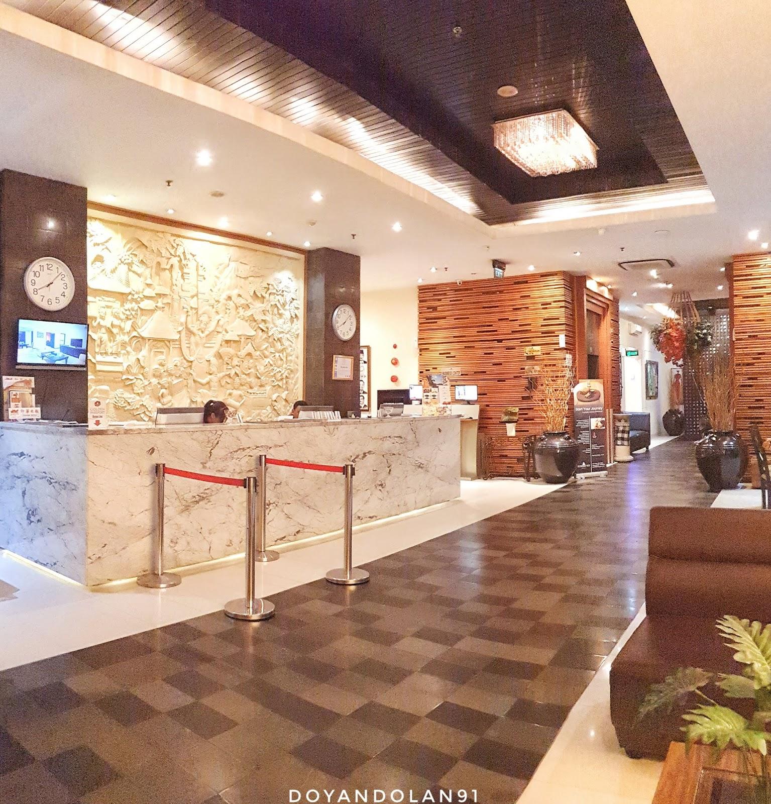 Puri Denpasar Hotel Jakarta Rasa Bali