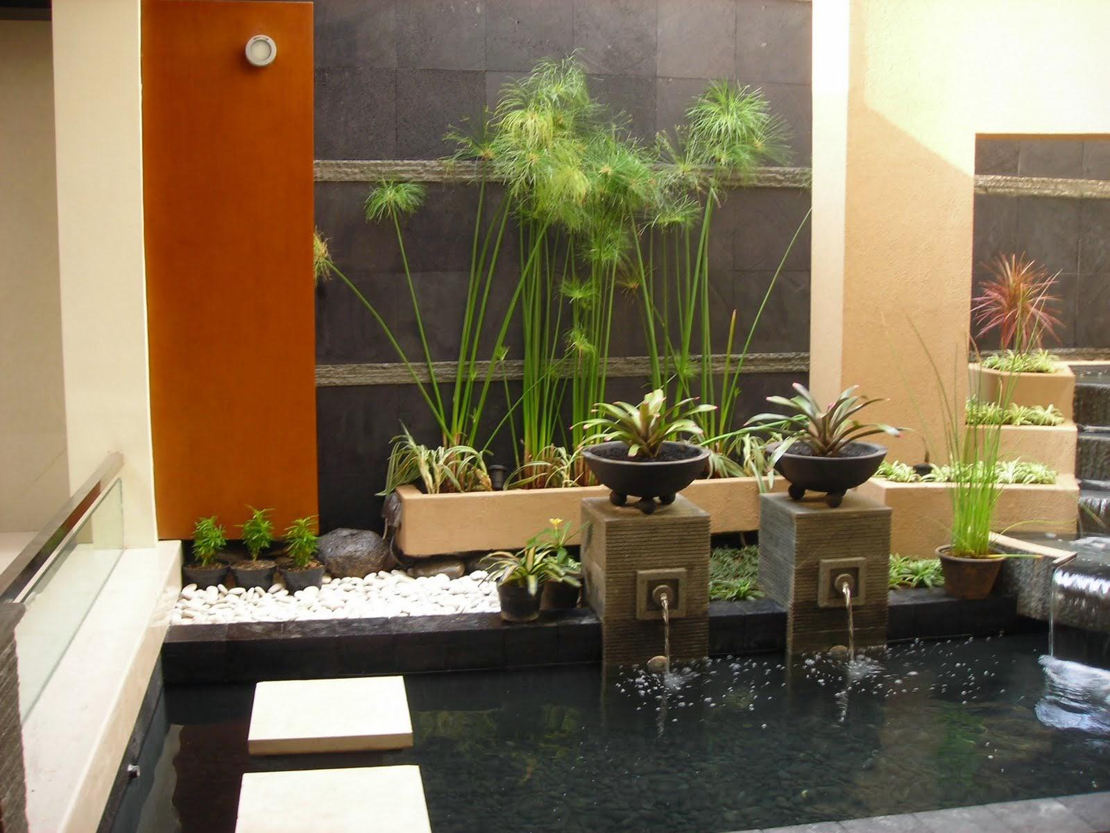 Desain Taman Minimalis Untuk Rumah Anda | Desain Properti ...