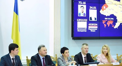 ЦВК оголосить результати виборів 30 квітня