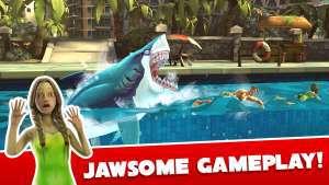 Hungry Shark World Mod APK - wasildragon