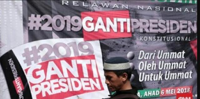 Serukan Ganti Presiden di Harlah NU, 8 Orang dari FPI Dibekuk
