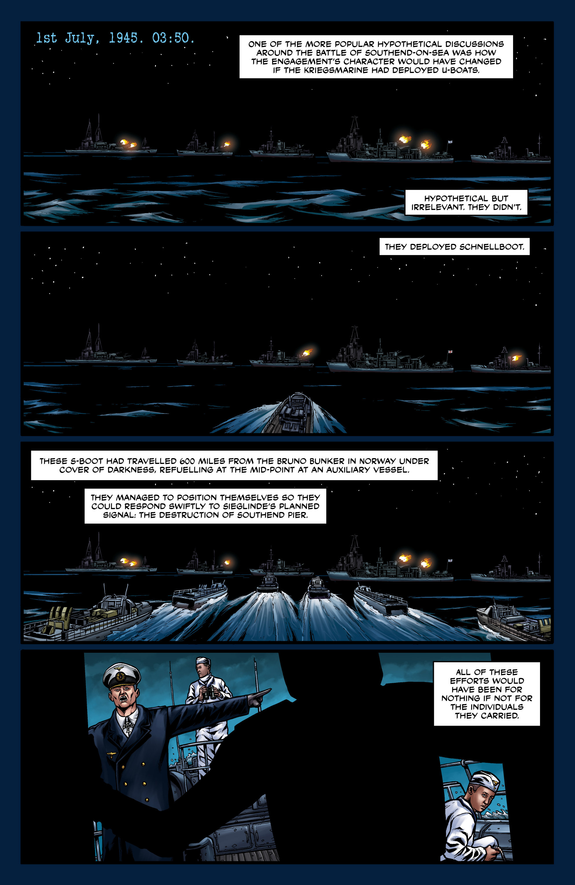 Read online Uber comic -  Issue #15 - 13