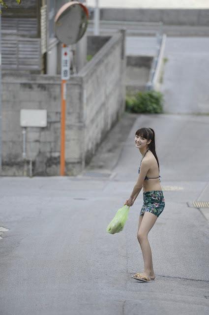 新川優愛 Yua Shinkawa Shueisha Web Magazine WPB net 2