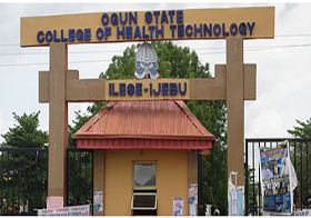 Former Ogun State College of Health Technology student who accused her lecturer of impregnating her has given birth