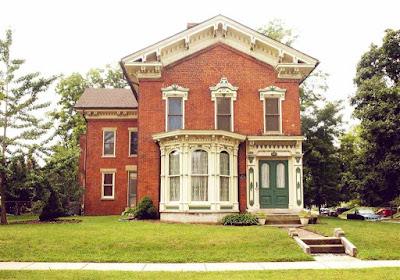 แบบบ้านสไตล์ Victoria House