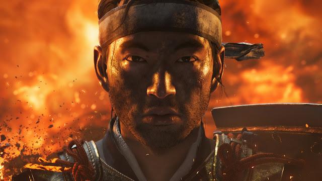 لنشاهد نظرة عن عالم لعبة Ghost of Tsushima الرائع و تفاصيل جد متميزة …